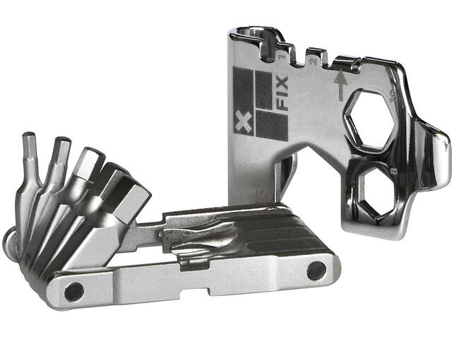 Fix Manufacturing Wheelie Wrench Attrezzo pieghevole, silver